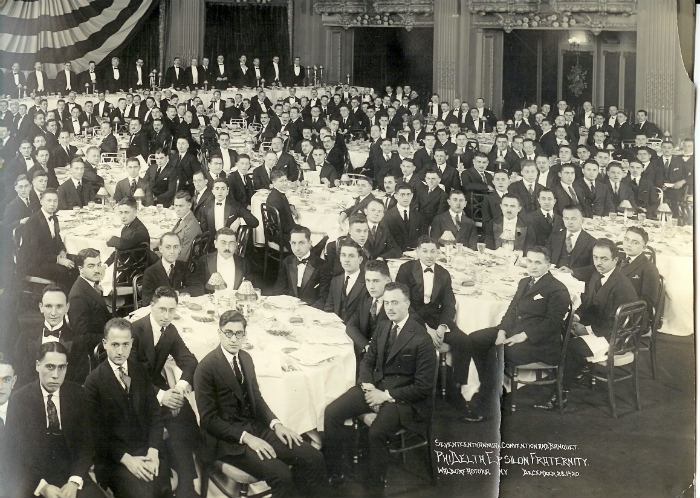 New York - Dec 1920 Banquet_small